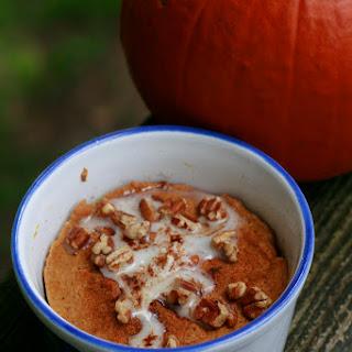 Pumpkin Pie in 2 Minutes Flat!