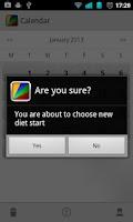 Screenshot of 90 Days Diet