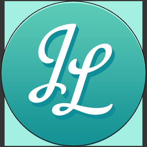 JustLunch бизнес-знакомства LOGO-APP點子