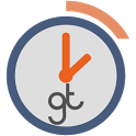 Graphic timer icon