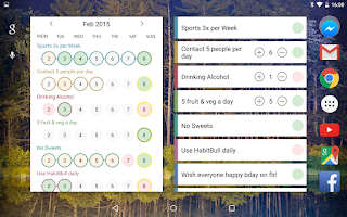 Screenshot of HabitBull - Habit Tracker