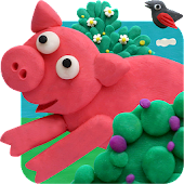 Plasticine Farm Live wallpaper