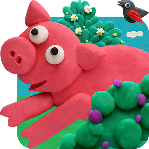 Plasticine Farm Live wallpaper 個人化 LOGO-玩APPs