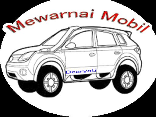 Mewarnai Mobil