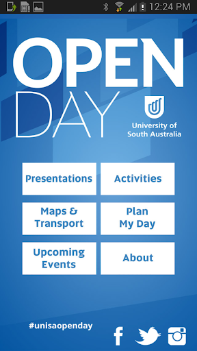 Open Day - Uni SA