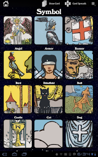 Galaxy Tarot Pro - screenshot thumbnail