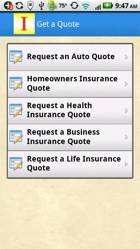 Dan Burghardt Insurance Agency- screenshot