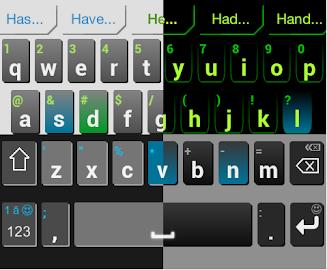 iKnowU Keyboard REACH FREE Screenshot 6