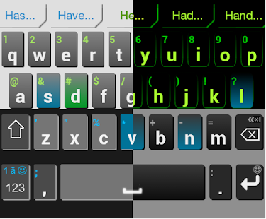 iKnowU Keyboard REACH FREE Screenshot 6