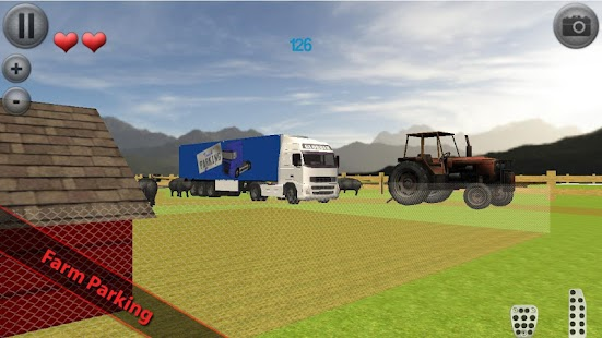 Euro Truck Parking - screenshot thumbnail