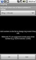 Screenshot of RingRing