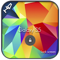 Galaxy s5 lockscreen theme icon