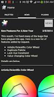 Screenshot of Color Harmonizer