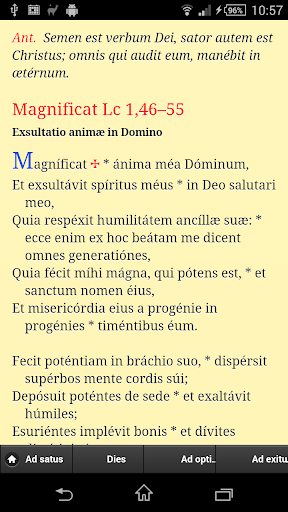 【免費書籍App】Liturgia Horarum-Divine Office-APP點子