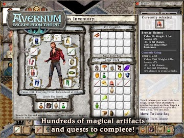 Avernum: Escape From the Pit Screenshot 4