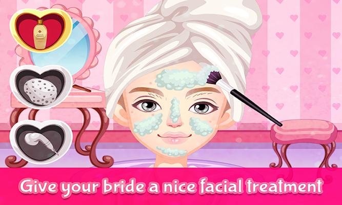 Wedding Spa – Wedding Game - screenshot