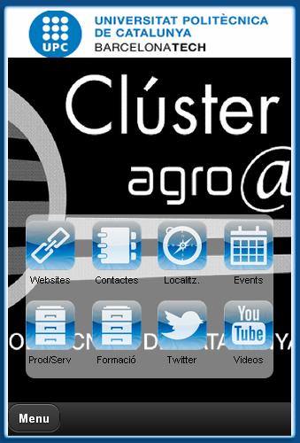 Clúster Agroalimentari UPC