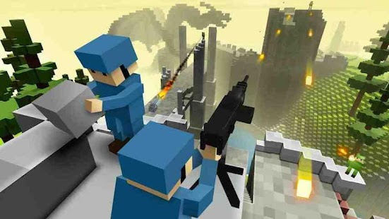 Mine Shooter Craft