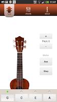 Screenshot of uke pal - Ukulele Tuner&Chords