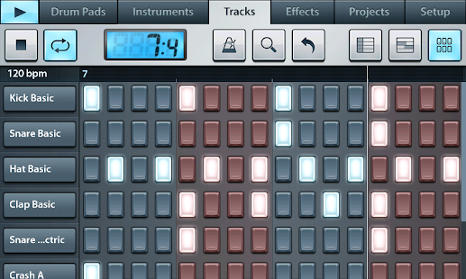 FL Studio Mobile Screenshot 1