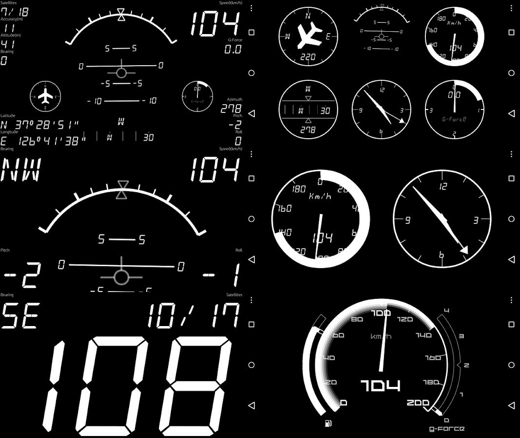 航空計器 - スピードメーター ...