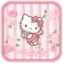 Hello Kitty Rose for You Theme icon