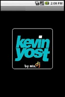 Screenshot of Kevin Yost by mix.dj