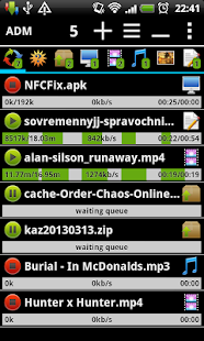 Advanced Download Manager Pro - screenshot thumbnail