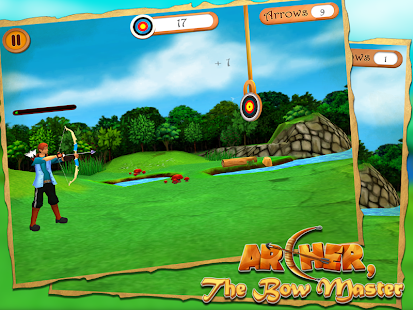 Archer the Bow Master- screenshot thumbnail