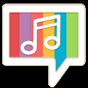 Melhores SMS Toques icon