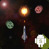 DroidScript Space Shooter DEMO