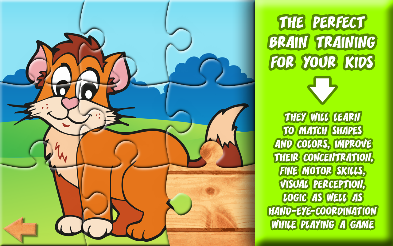 barnyard puzzles for kids android apps on google play