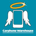Carphone Warehouse Bill Angel icon