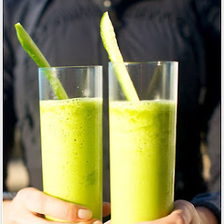 Lean Green Smoothies.