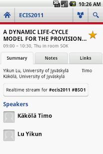 ECIS2011- screenshot thumbnail
