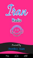 Screenshot of Iran Radio