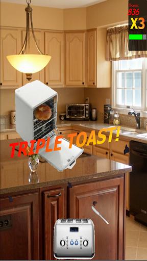 Toaster Toss Pro Version