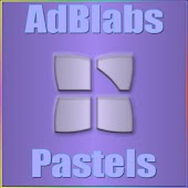Next Launcher 3D Pastels