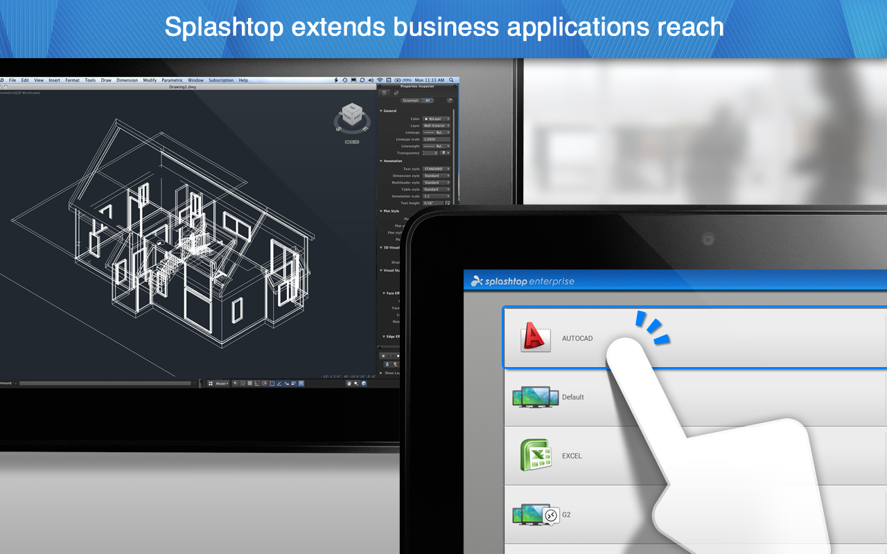 Splashtop Enterprise- screenshot