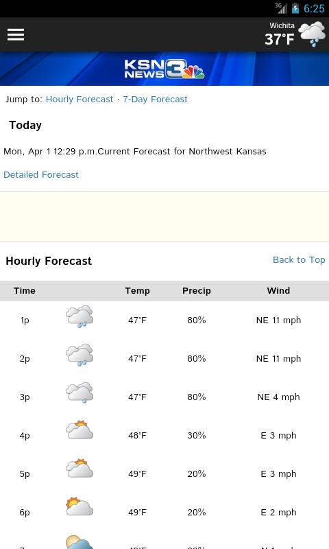 KSN Kansas News and Weather - screenshot