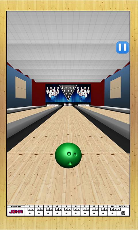 Bowling 3D - screenshot