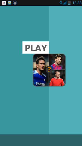 Soccer Player QUIZ BRAZIL 2014