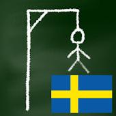 Hänga Gubbe Spelet (Svenska)