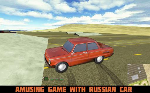 ZAZ: Russian Driving 3D