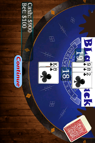 BlackJack 21 Pro Free - screenshot