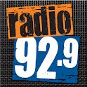 Radio 92.9 WBOS logo