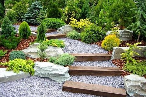 Gardening Design amazing easy backyard garden design in garden designs Garden Design Ideas Screenshot