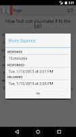 Screenshot of Zipit Confirm™