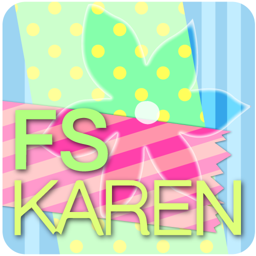 FSKAREN キーボードスキン 【デコかわ】 工具 App LOGO-硬是要APP