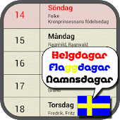 Svensk Kalender (Testversion)